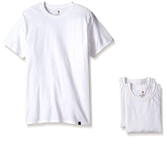 NWT Goldtoe Crew Neck 3 Pack T-Shirt Undershirt XL